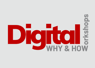 digital why and how logo